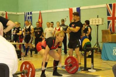 Deadlift _Wales_ World_Championship_2016