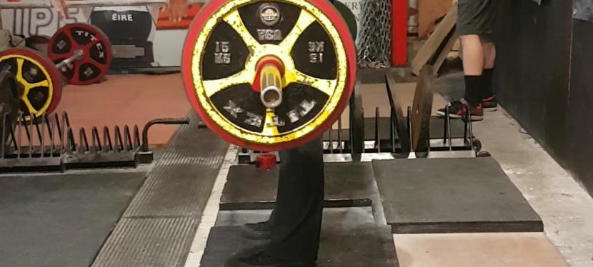How did I get intoPowerlifting?