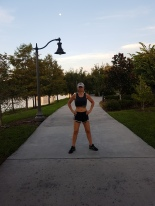 Morning Run in Orlando
