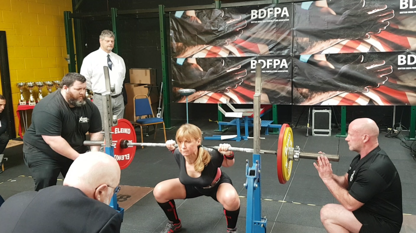 The Game Plan of a Powerlifting Competition