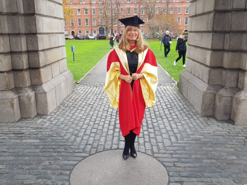 Not Graduation, but Commencements – kein Abschluss, sondern ein neuerAnfang