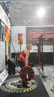 Deadlift Training - Getting there