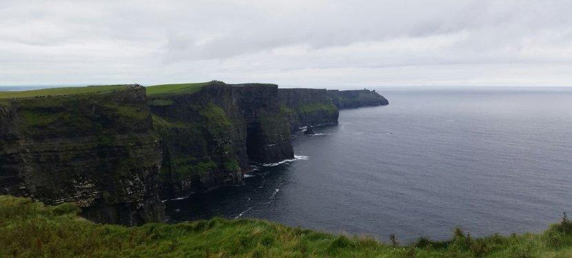 Leben in Irland