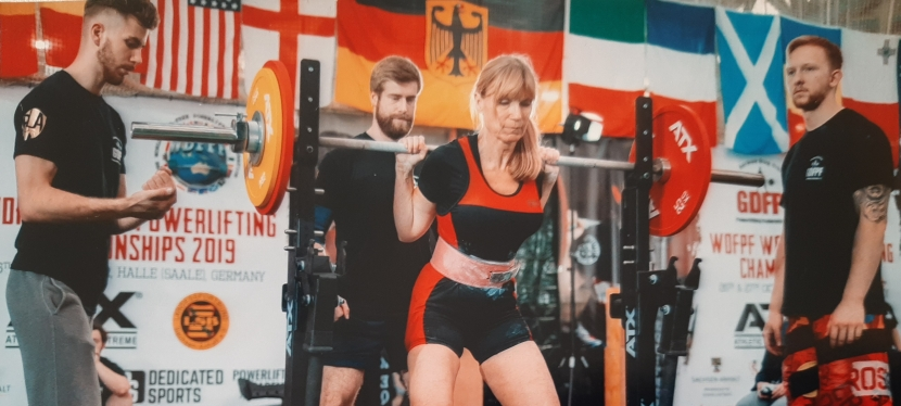 Powerlifting World Championship in Germany – New European Record